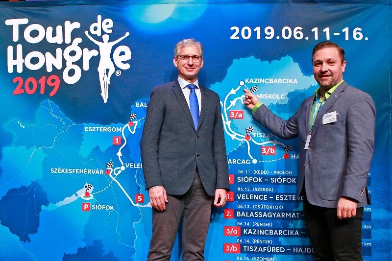 https://kolorline.hu/Tour de Hongrie - Kazincbarcikáról startol a 3. szakasz