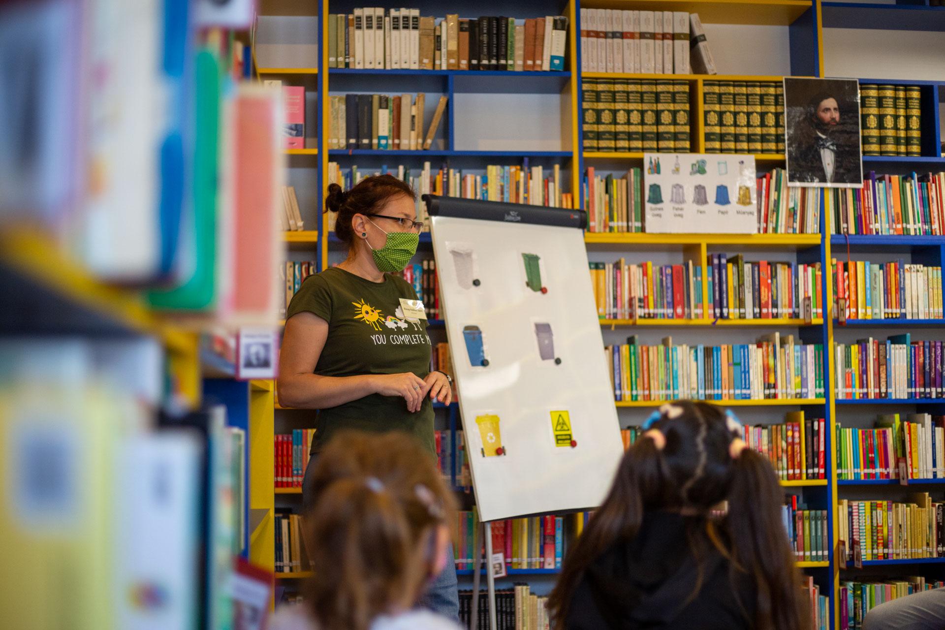 Könyvtári napok - ismeretterjesztő előadás