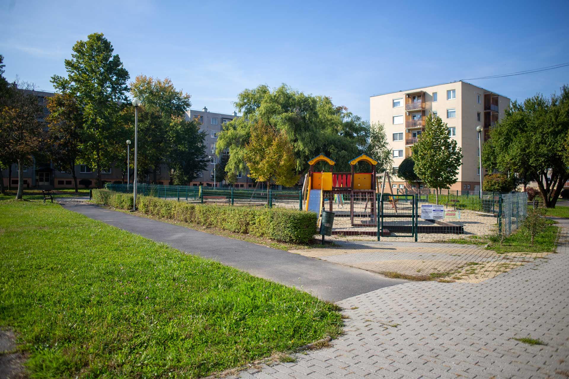 https://kolorline.hu/Két új fitneszpark épül a városban
