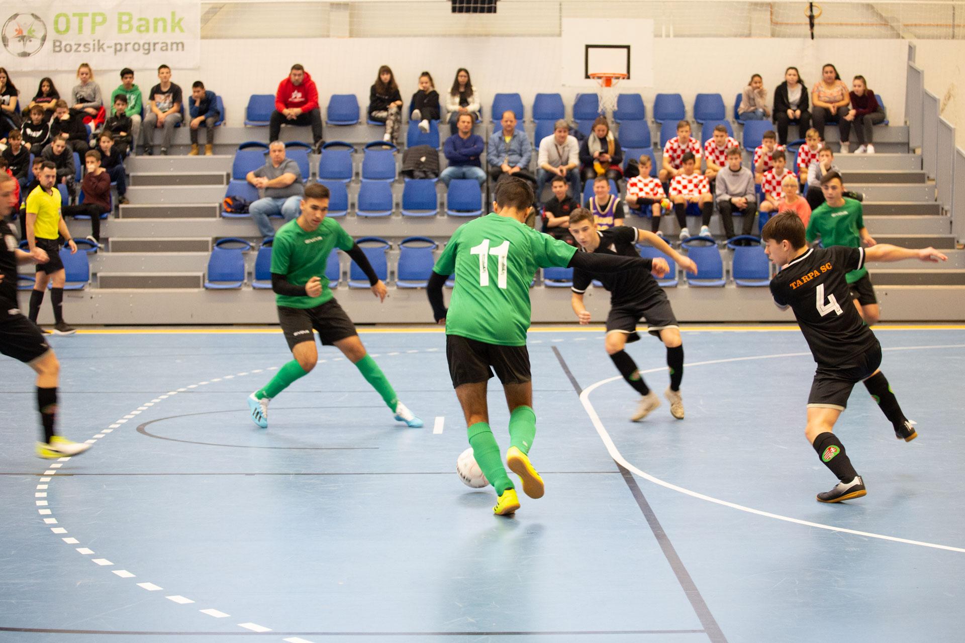 Futsal országos elődöntő