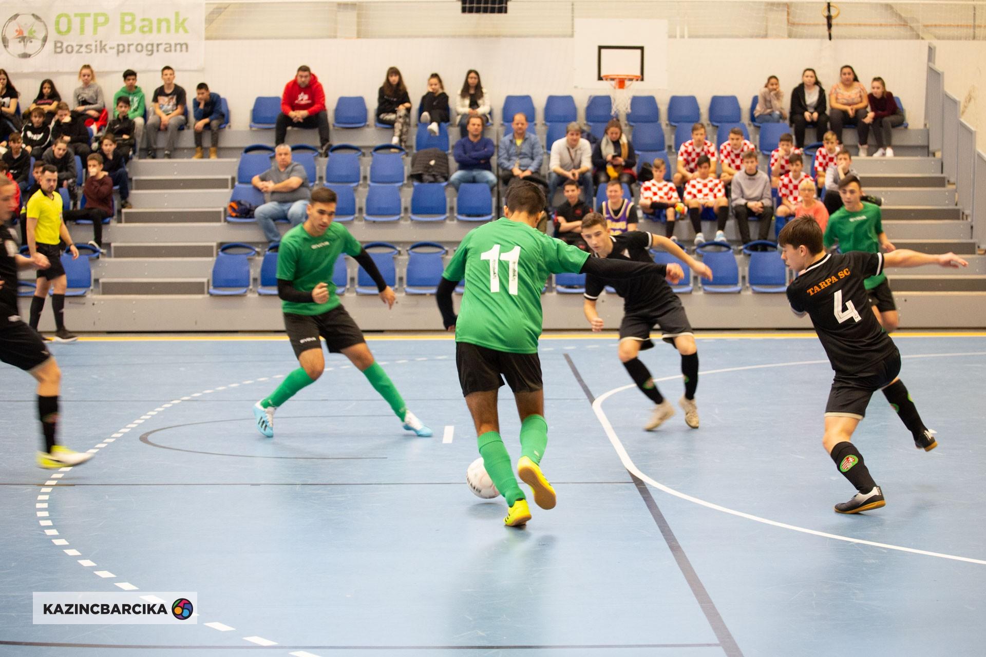 https://kolorline.hu/Kazincbarcikán rendezték meg a Futsal Diákolimpia országos elődöntőjét