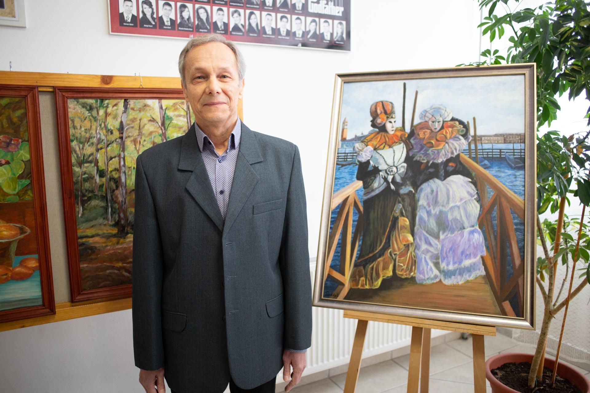 Gimi Galéria - Dudás László kiállítás
