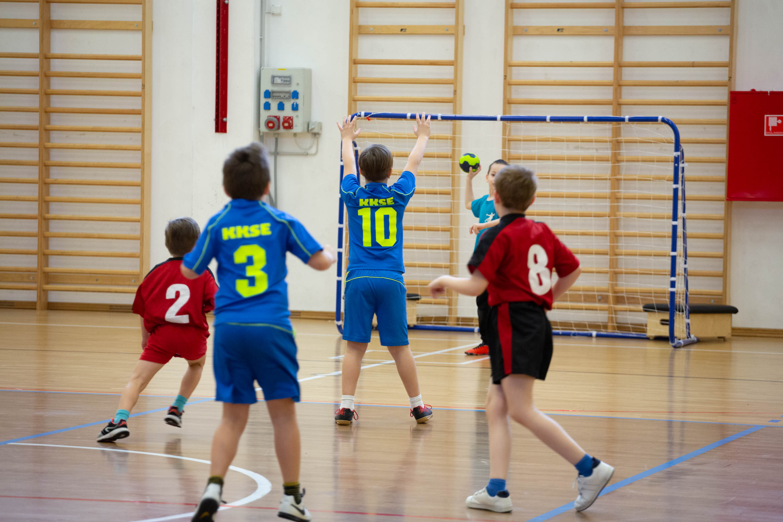 Kézilabda bajnokság - Don Bosco Sportközpont