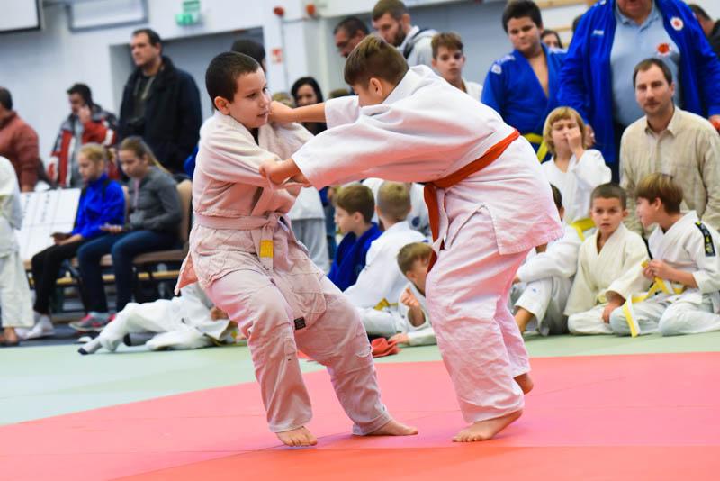 Judo Csillagok Kupa - Nemzetközi diák verseny