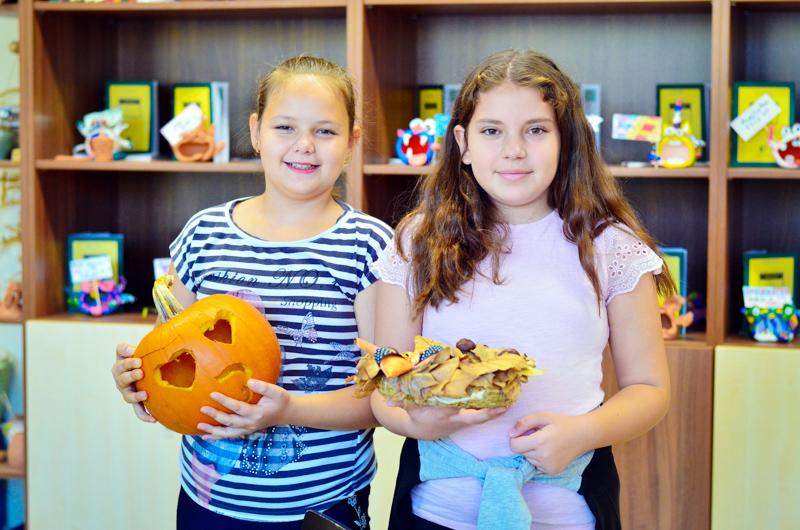 Kolorfolk hétvége - Szüreti vigalom 3. nap - Őszi családi játszóház