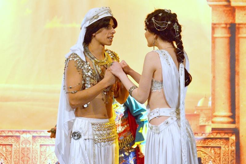 Aladdin - III. Adventi gyertyagyújtás