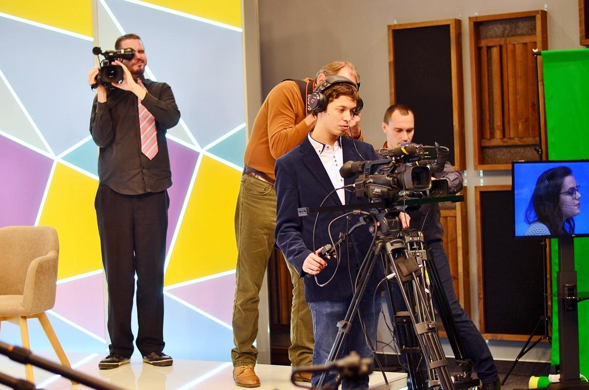 Médiaközpont megnyitó