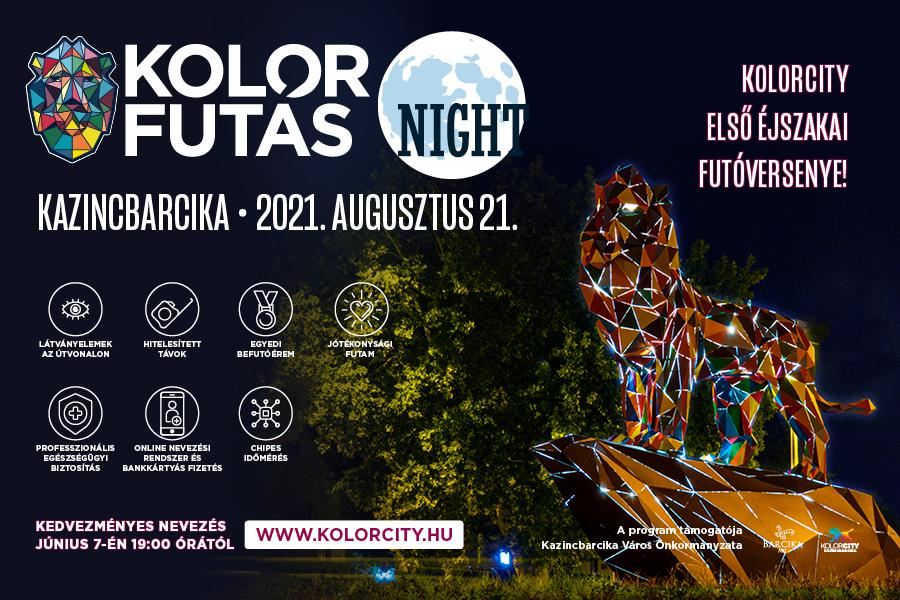 https://kolorline.hu/Kolorfutás Night – Ne maradj le róla!