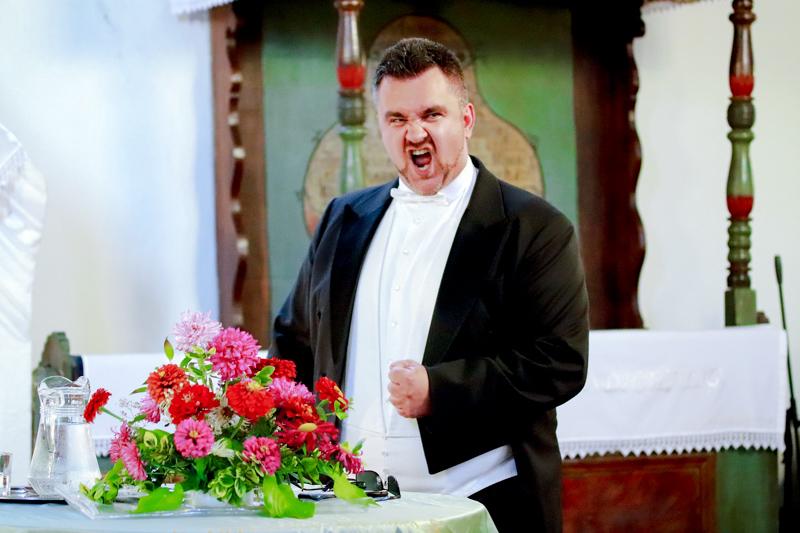 KolorCountry - Bánhorváti - Szegedi Csaba operaénekes
