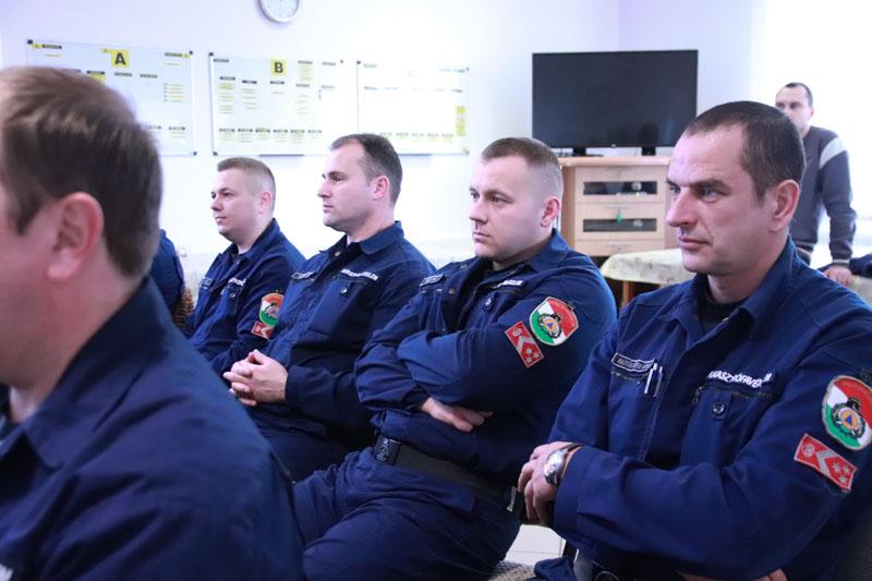 Önkéntes tűzoltóság - Új eszközátadó
