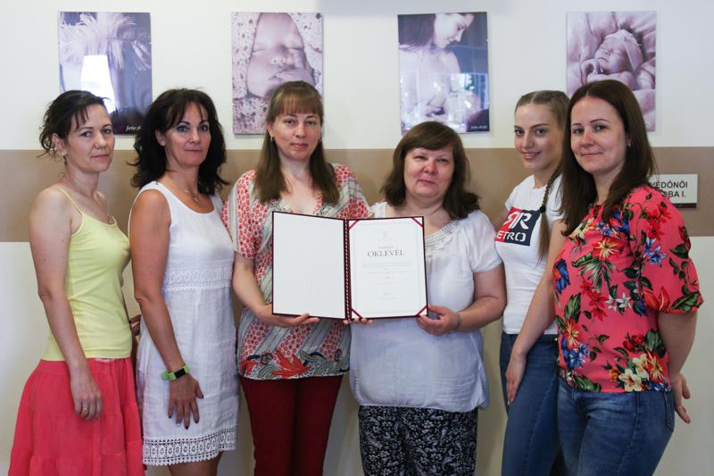 https://kolorline.hu/A kazincbarcikai védőnőket jutalmazták