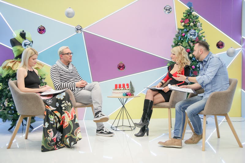 Kolor TV - Kolorlive karácsonyi műsor