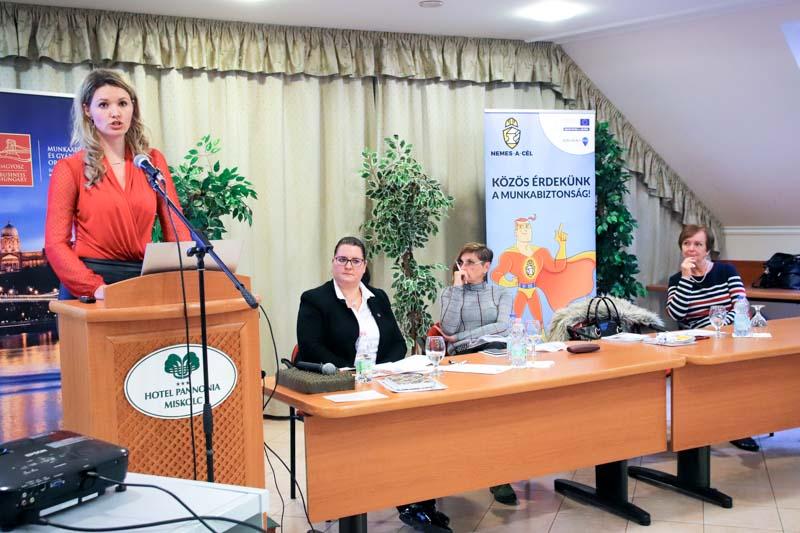 NEMES-A-CÉL – Közös érdekünk a munkahelyi egészség és biztonság