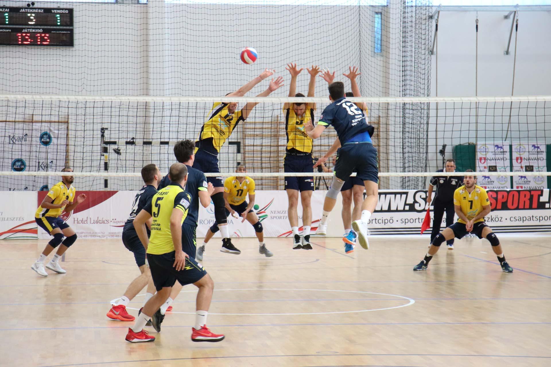 VRCK - Fino Kaposvár -  Bajnoki döntő