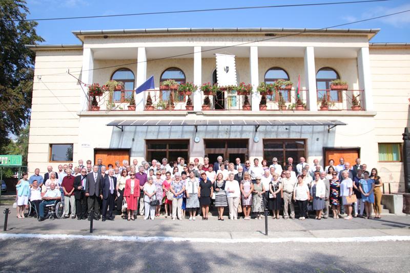 Ormosbánya Megújhodásért Közalapítvány baráti összejövetele