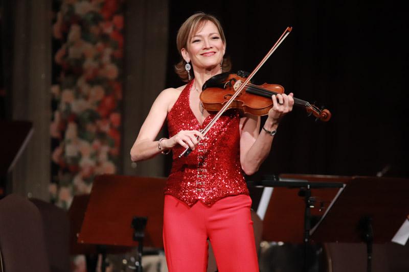 Újévi Koncert Illényi Katicával és a Melódia Kamarazenekarral