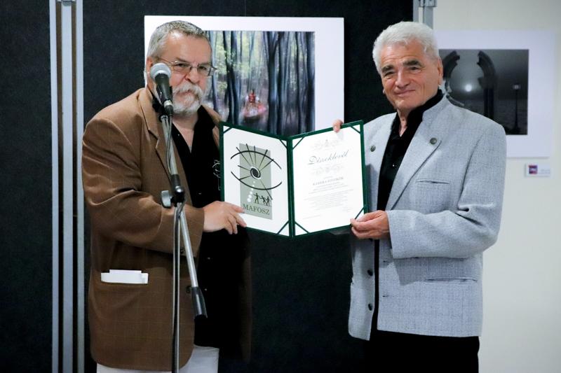 Ötven éves Kamera Fotókör - Kiállítás