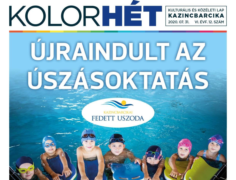 https://kolorline.hu/Megjelent a Kolorhét júliusi száma