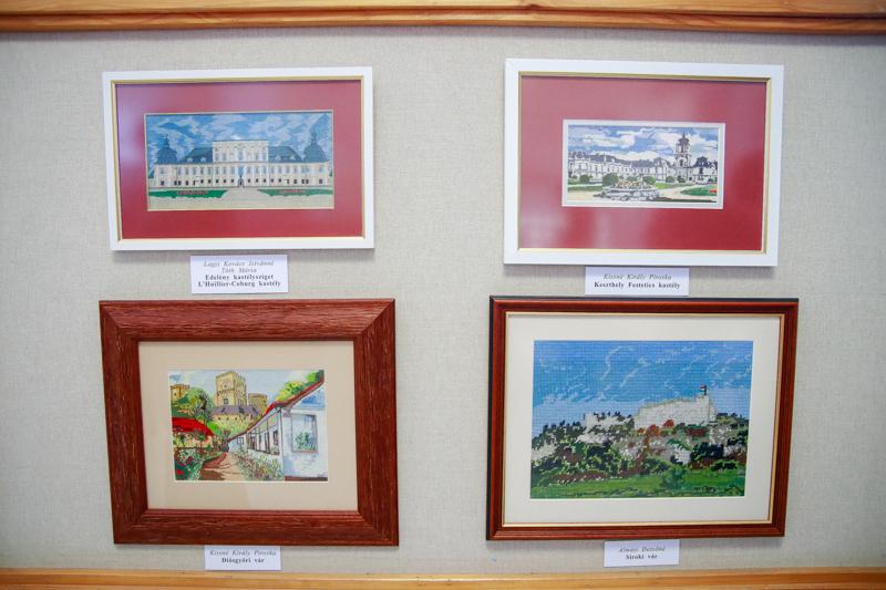 Gimi Galéria - Itt születtem, itt lakom én - Tűvel festett Magyarország