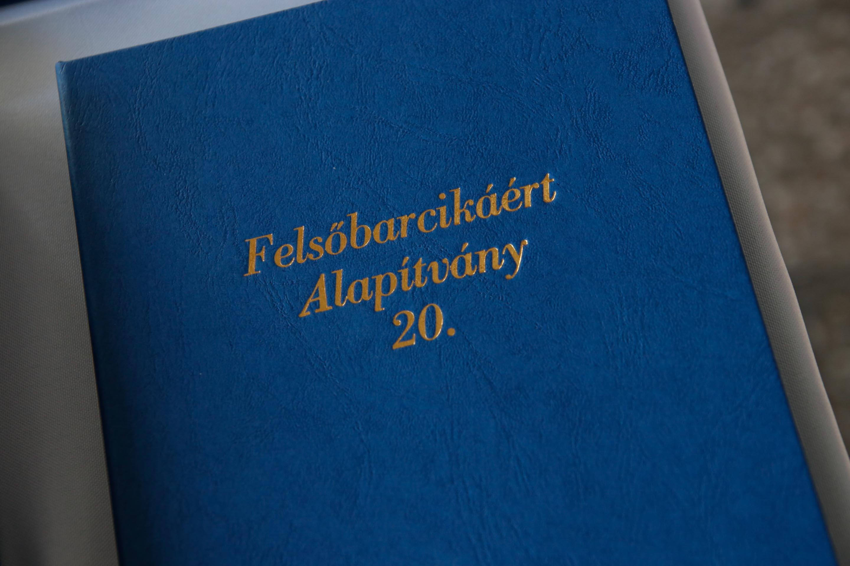 Felső - Barcikáért Alapítvány 20 éves