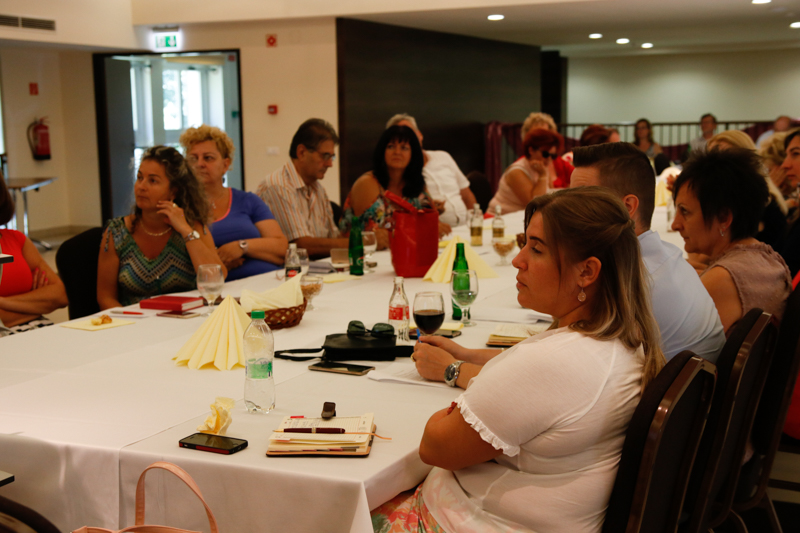 Jegyzők megyei találkozója