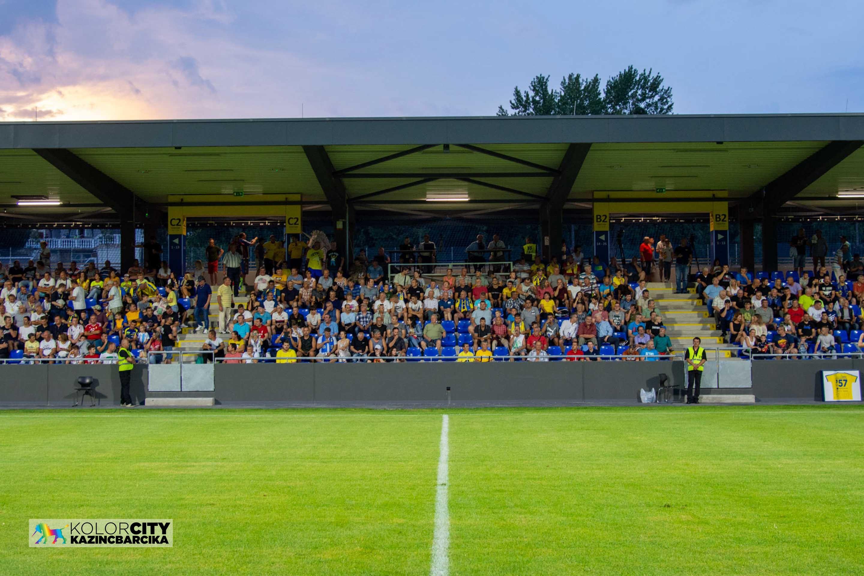 https://kolorline.hu/Újra nézők előtt játszik a Kolorcity Kazincbarcika SC csapata