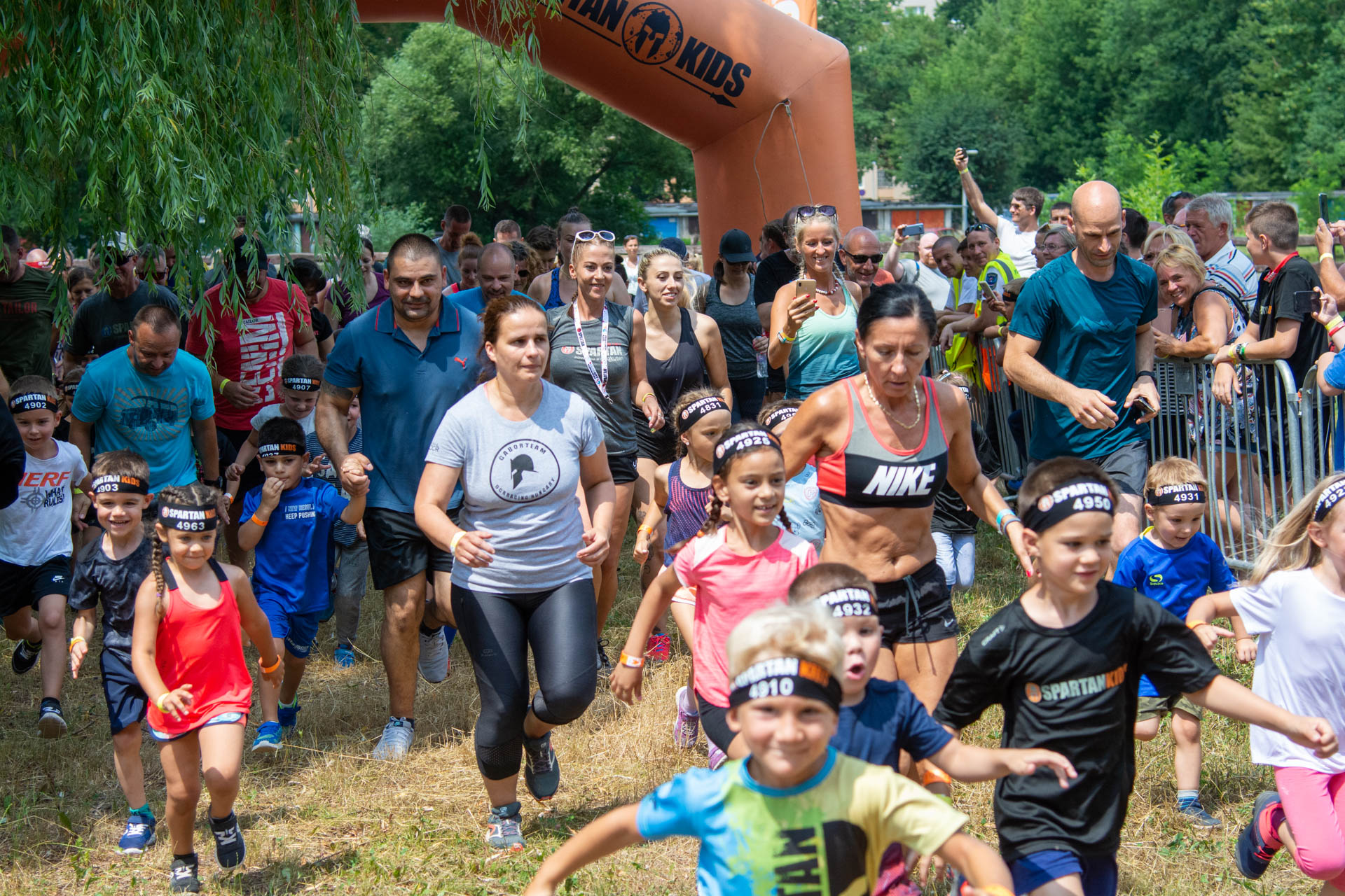 Spartan Race - Kazincbarcika - vasárnap 1.
