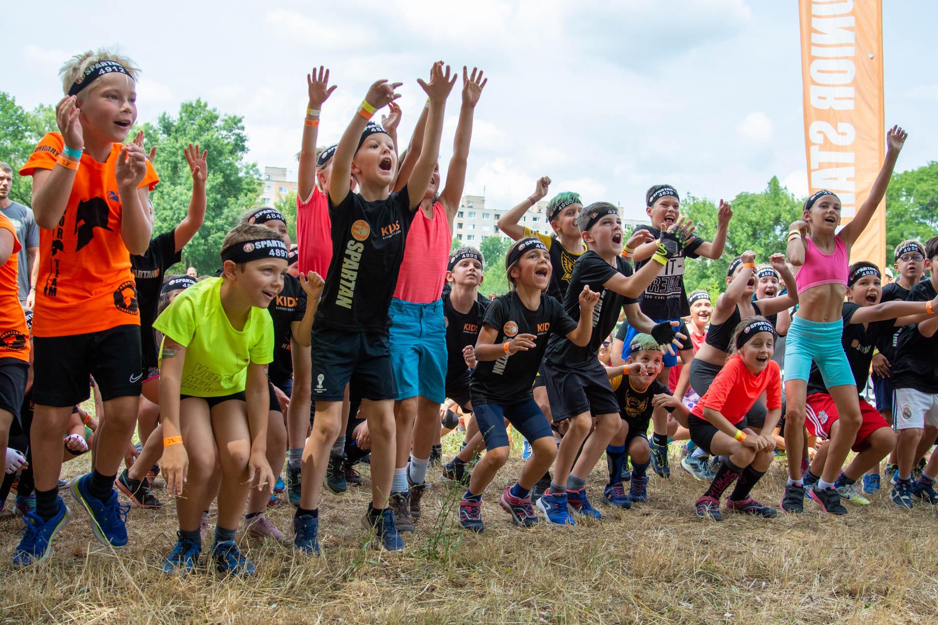 Spartan Race - Kazincbarcika - vasárnap 2.