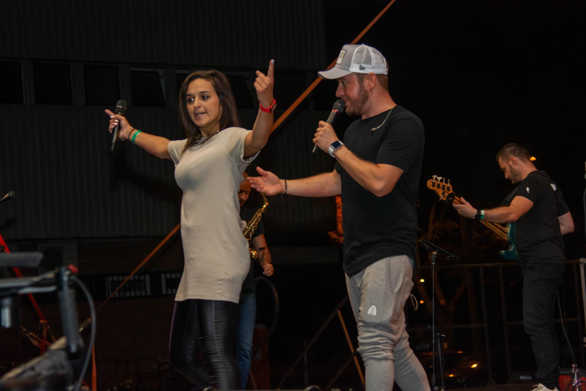 Deniz és Orsovai Reni koncert - Kolorfesztivál Light 6. nap