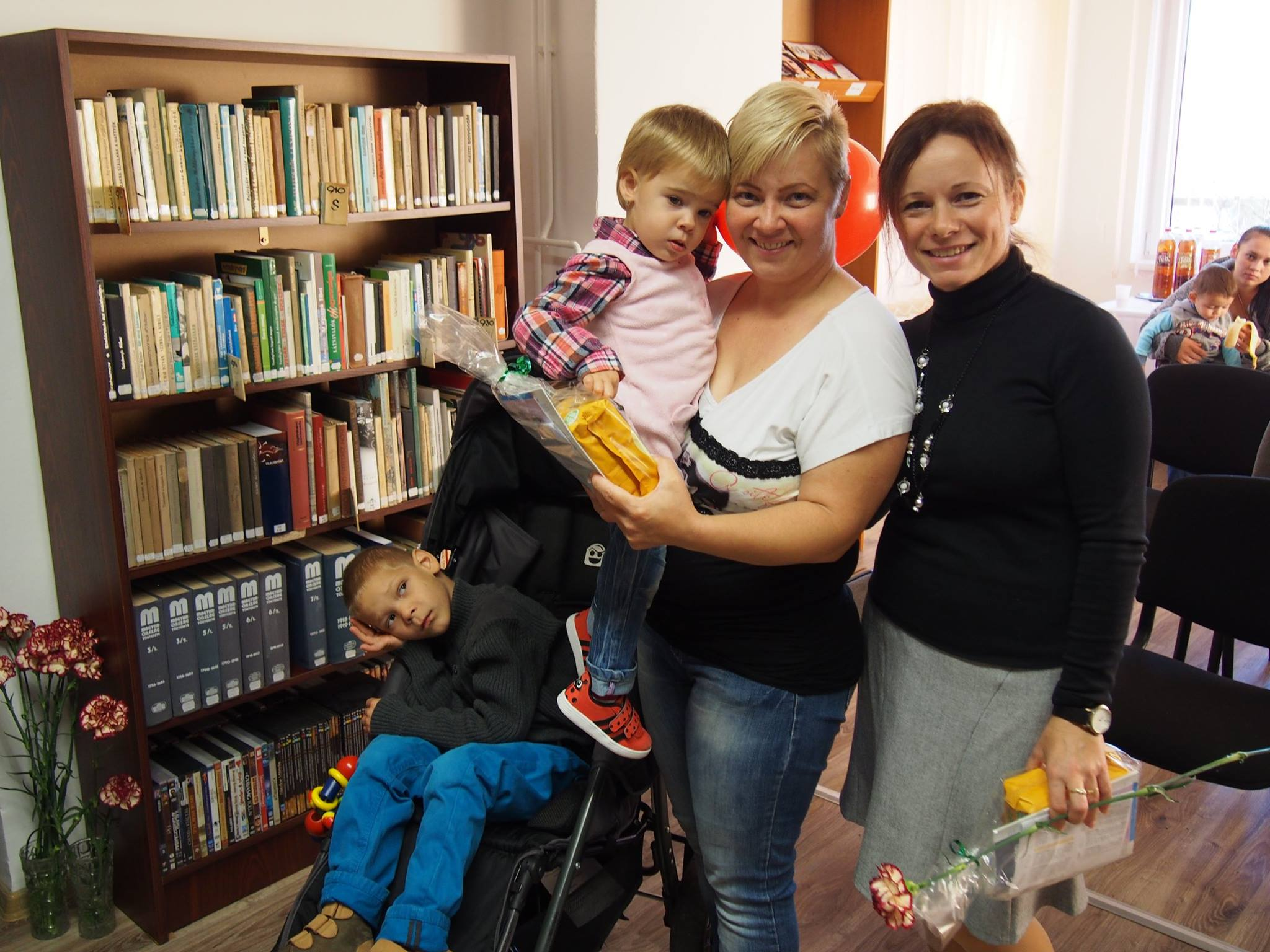 http://kolorline.hu/Az anyatejes táplálást ünnepelték Berentén