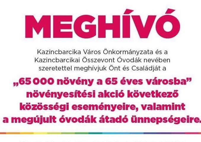 https://kolorline.hu/Hivatalos átadató ünnepségek a megújuló kazincbarcikai óvodákban