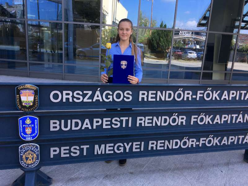 https://kolorline.hu/Kazincbarcikai kislány nyerte a rendőrség Centenáriumi rajzpályázatának kreatív különdíját