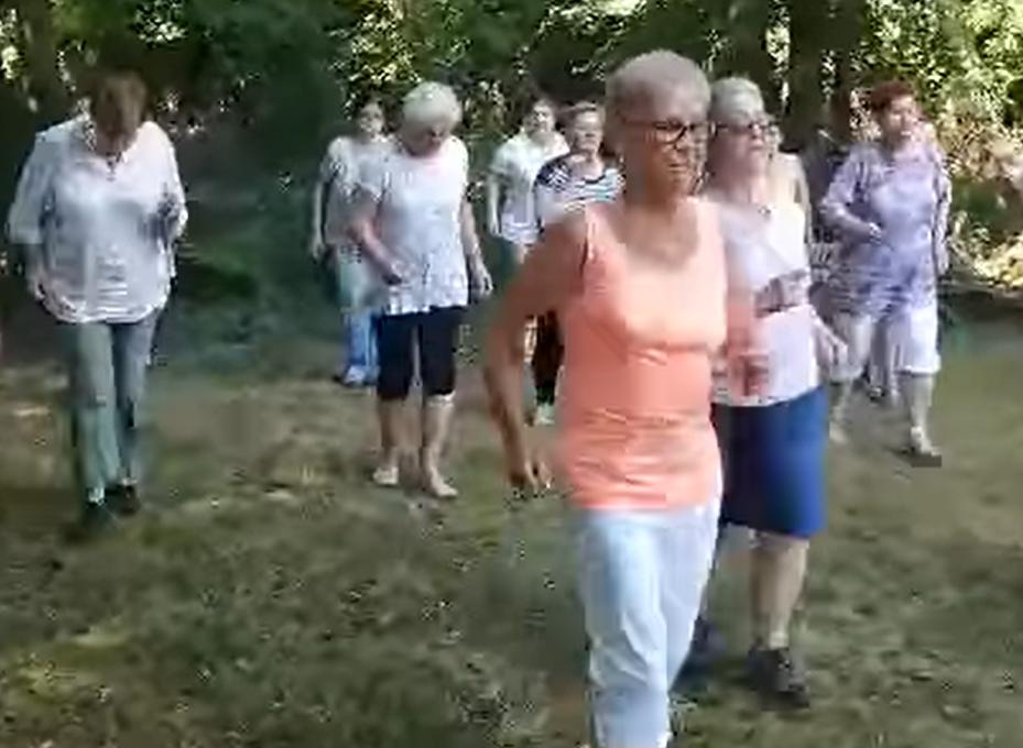 https://kolorline.hu/Az Idővár Nyugdíjas Kulturális Klub is csatlakozott a Jerusalema tánc kihíváshoz