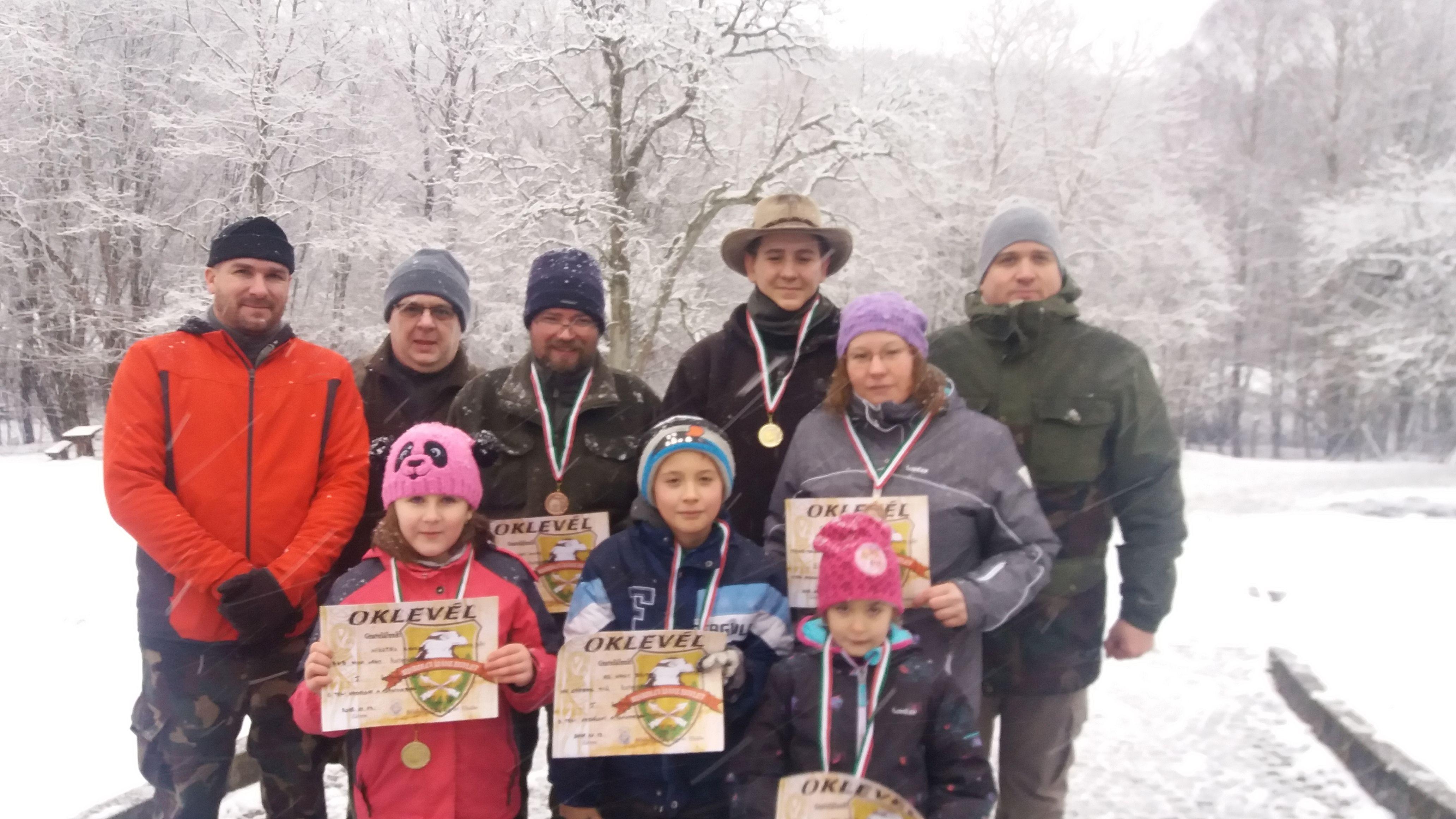 http://kolorline.hu/Téli vadászat a Csanyikban