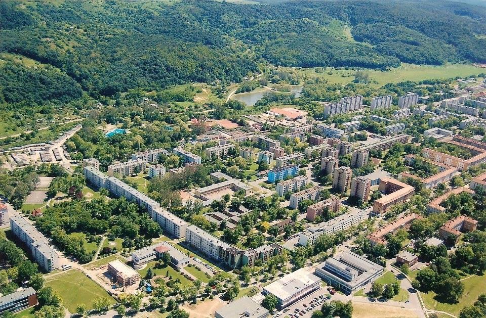https://kolorline.hu/Hirdetmény Kazincbarcika Város településrendezési terv K-03 jelű módosítása