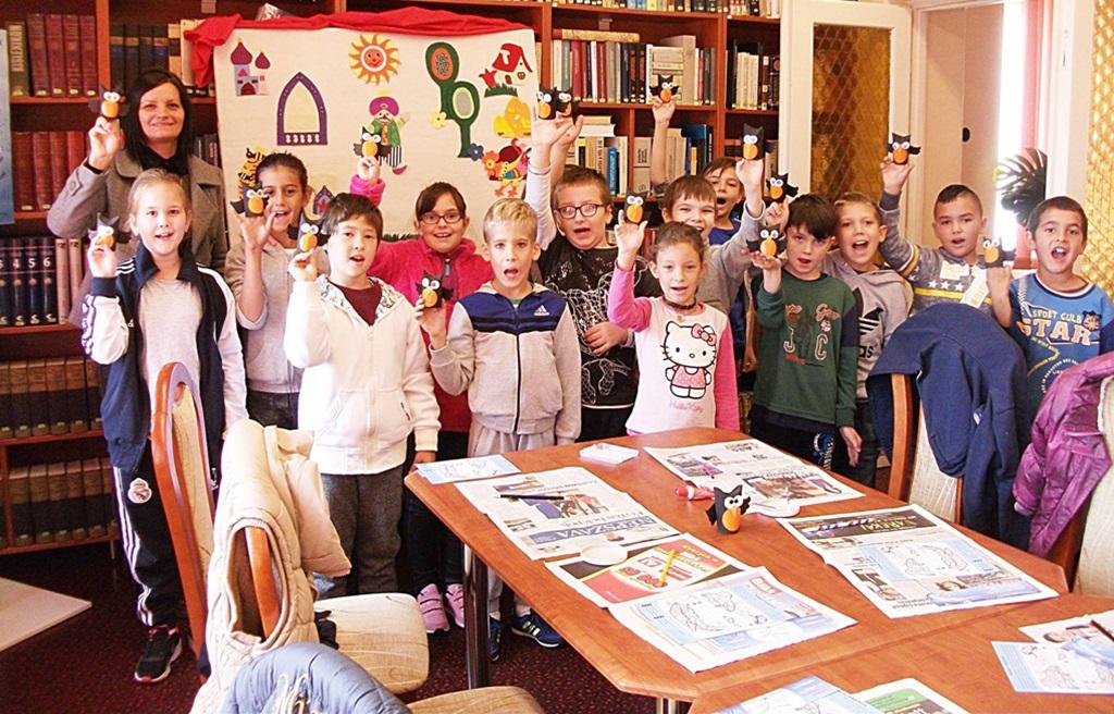 http://kolorline.hu/Országos Könyvtári Napok a Lévayban