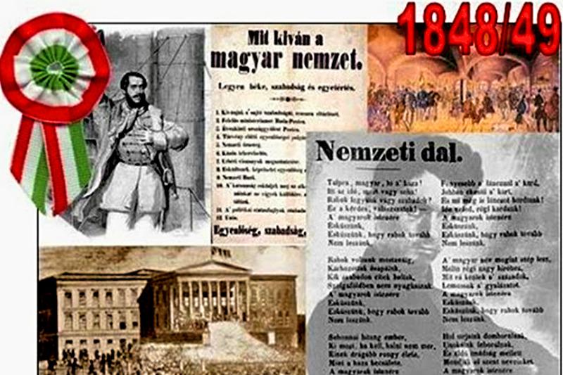 """https://kolorline.hu/""""Mit kíván a magyar nemzet"""" – az 1848-as forradalomra emlékezünk"""