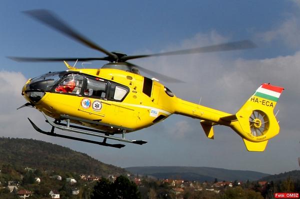 http://kolorline.hu/Helikoptert hívott egy borsodi nő
