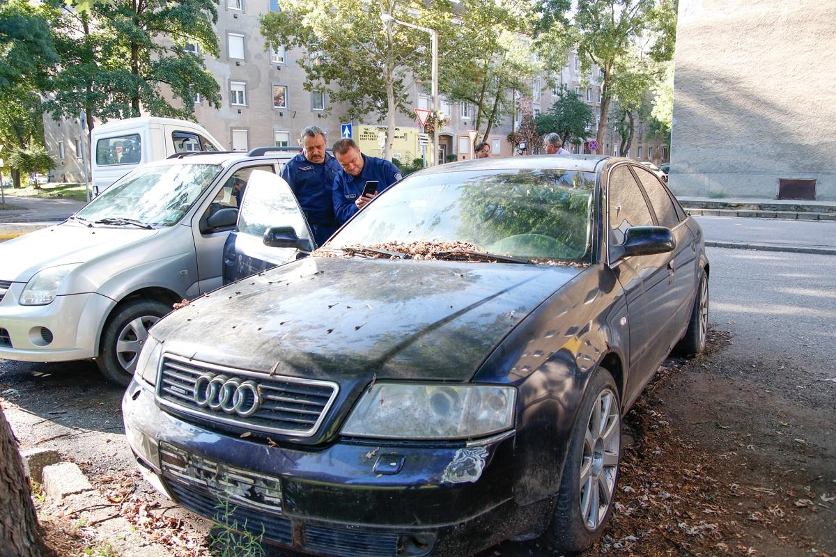 https://kolorline.hu/Elszállítják a közterületen parkoló roncsokat