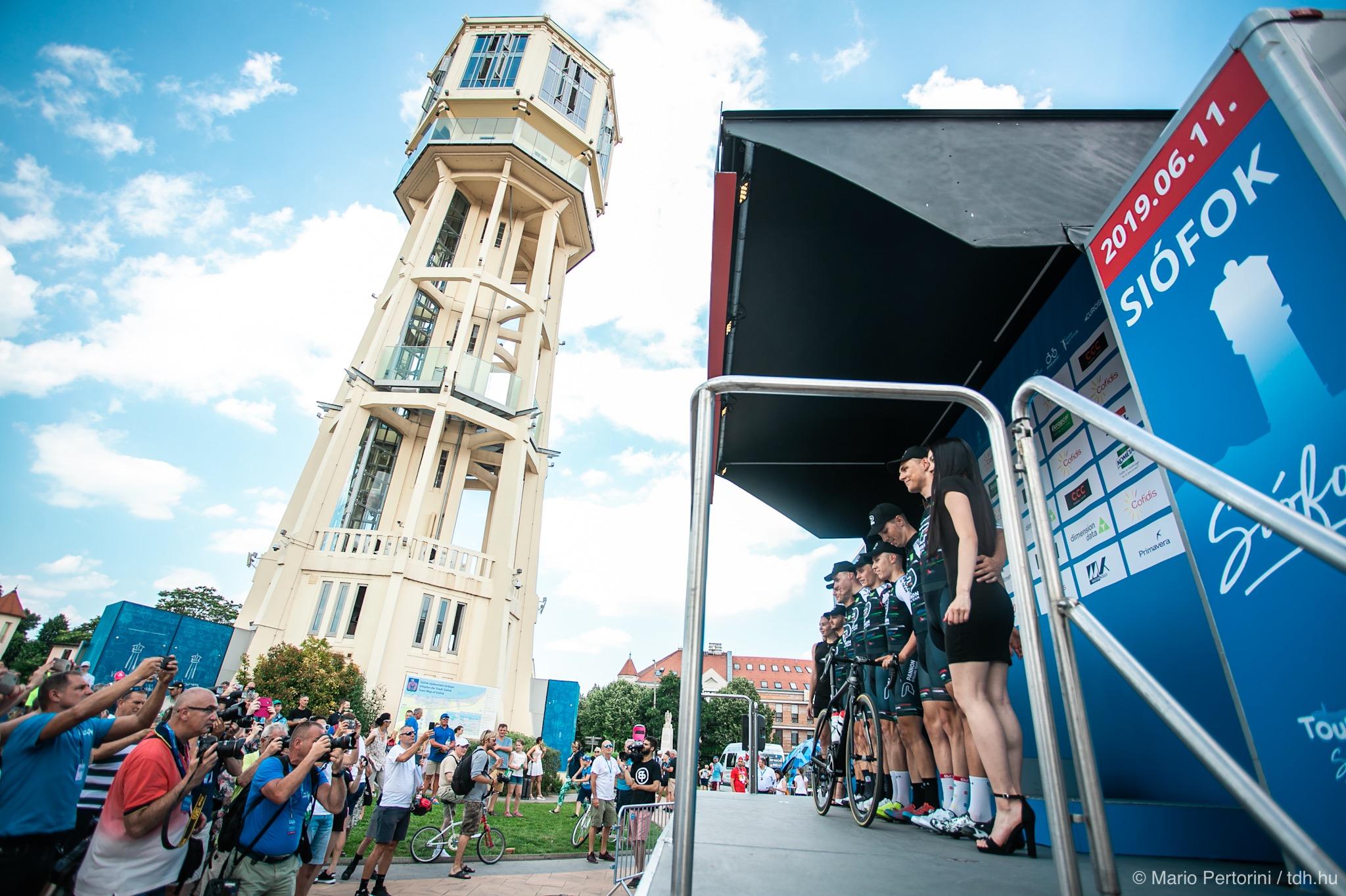https://kolorline.hu/A cseh Jan Barta vezet a Tour De Hongrien a keddi prológ után