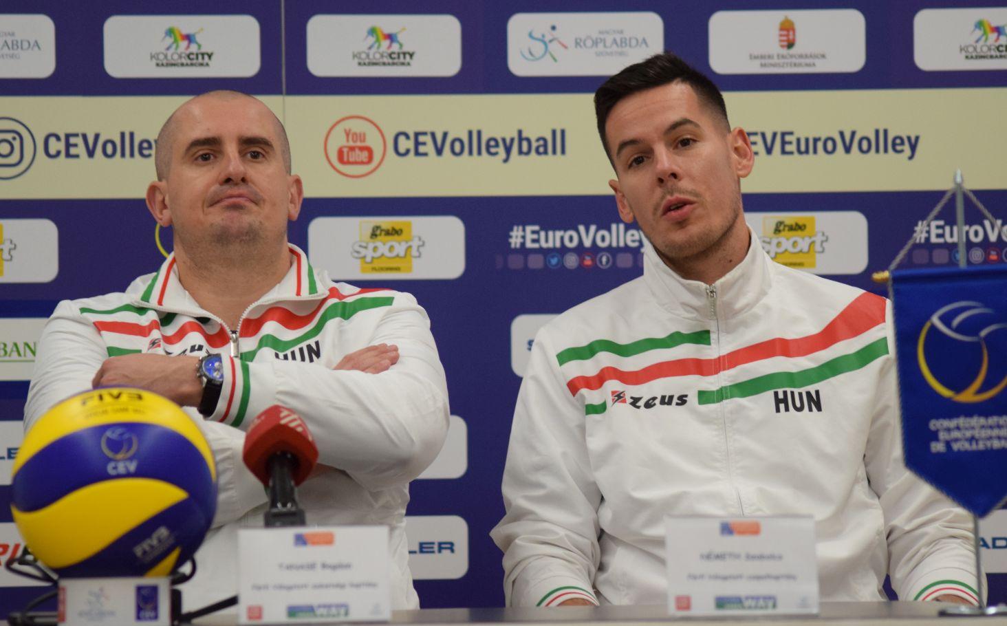 https://kolorline.hu/Kazincbarcikán bizonyíthatnak a magyar férfi röplabdázók