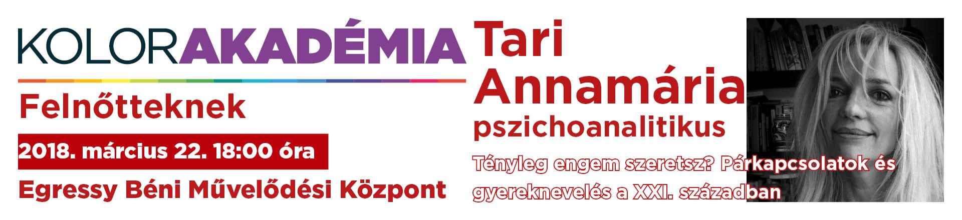 Tari Annamária